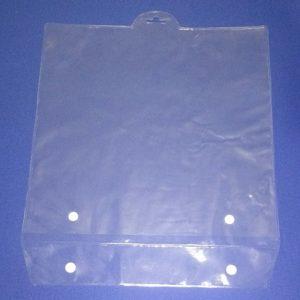 Ref 964 Embalagem plástica para Camiseta 28 x 28 + 4,5 aba